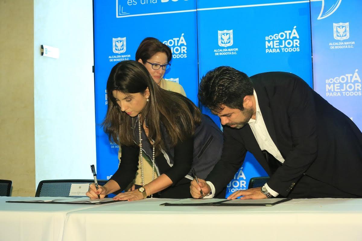 Empresarios invertirán más de 1.000 millones de pesos en educación pública de la ciudad