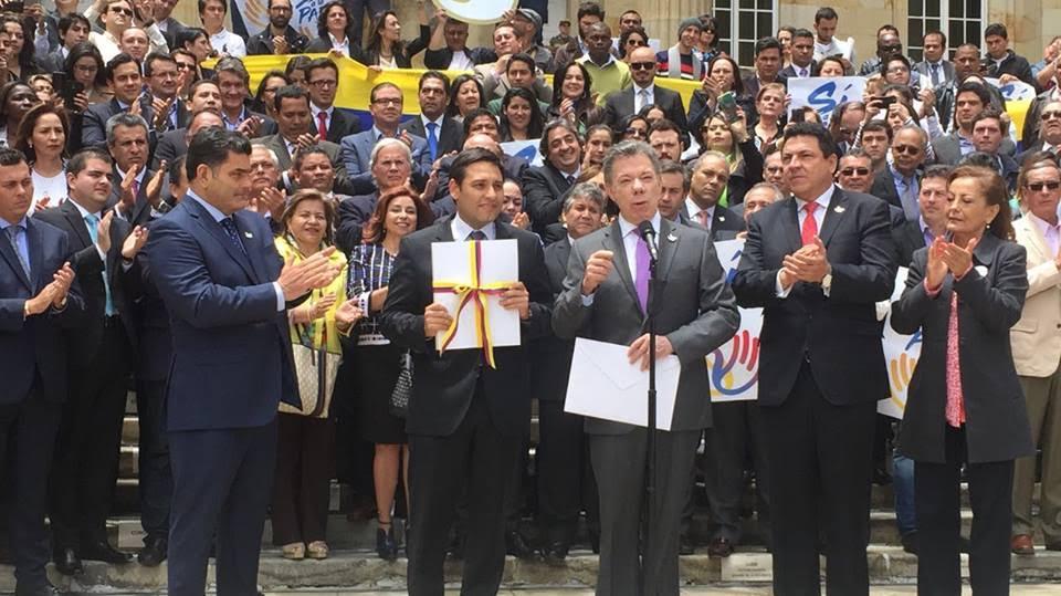 En la era de la paz, Colombia se prepara para el plebiscito