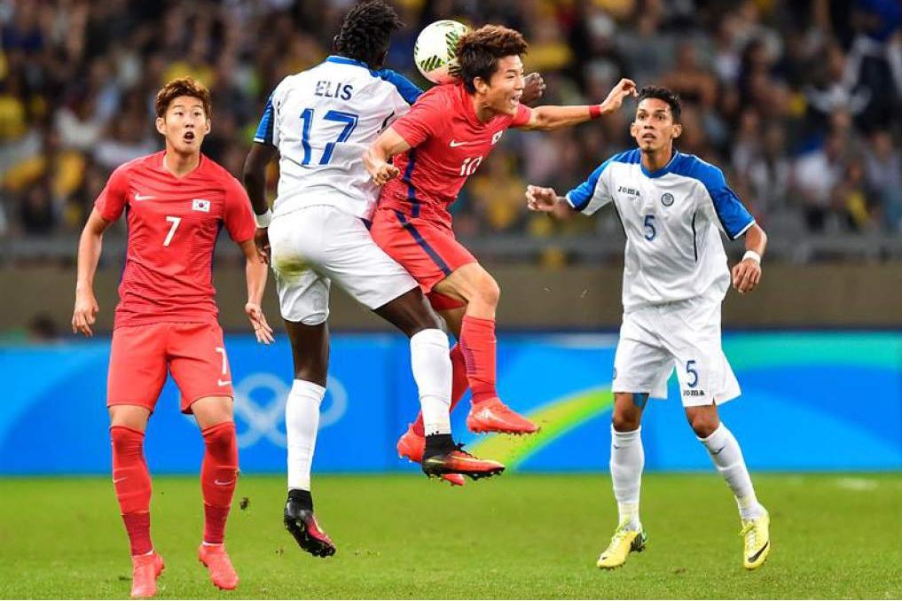 Honduras -Corea2
