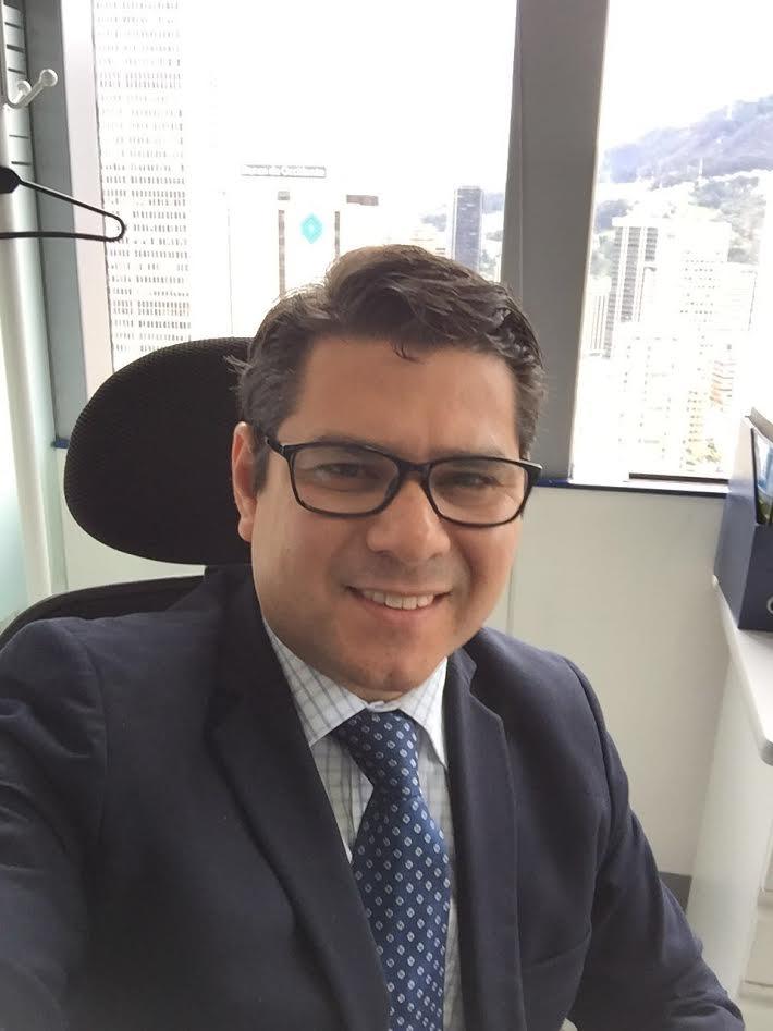 Javier Cardona Arias Subgerente financiero Fonade