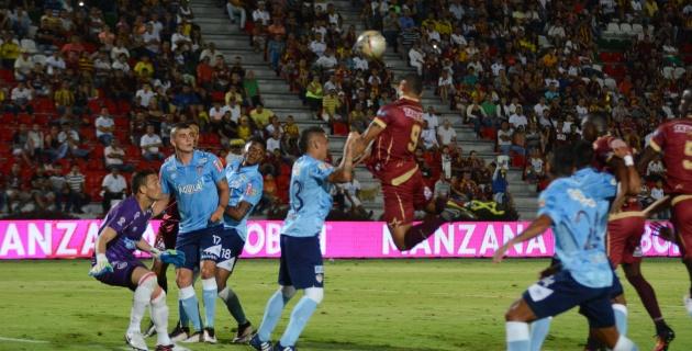 Junior-Tolima 200816