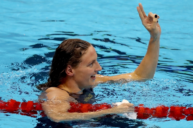 La hungara Hosszu gana el oro y quiebra en más de dos segundos record mundial 400 metros individual combinados