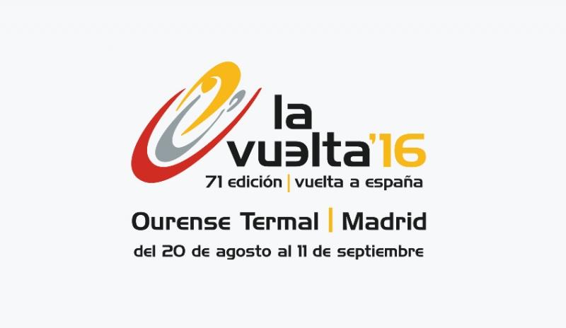Logo Vuelta a España 2016