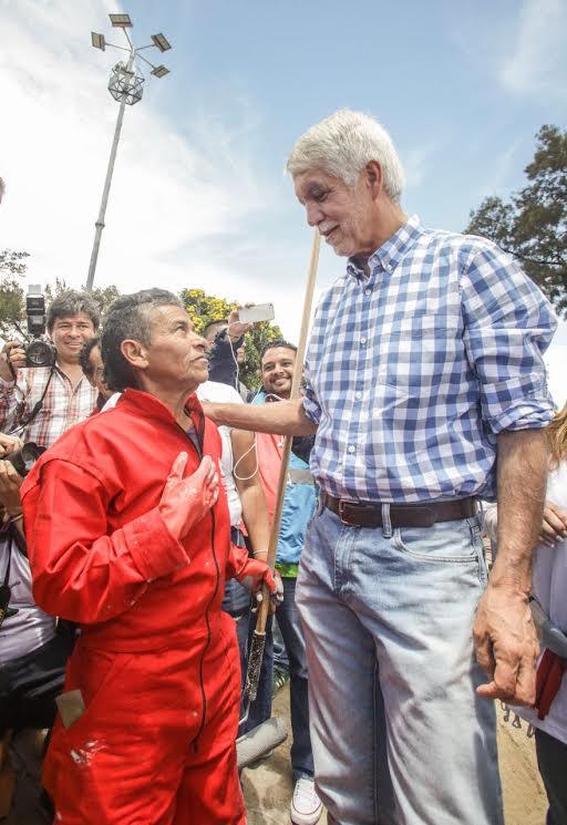 Más de 10.000 ciudadanos limpiaron y recuperaron el espacio público de Bogotá2