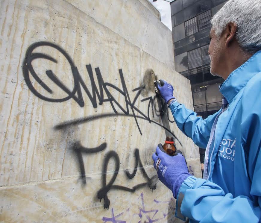 Más de 10.000 ciudadanos limpiaron y recuperaron el espacio público de Bogotá4