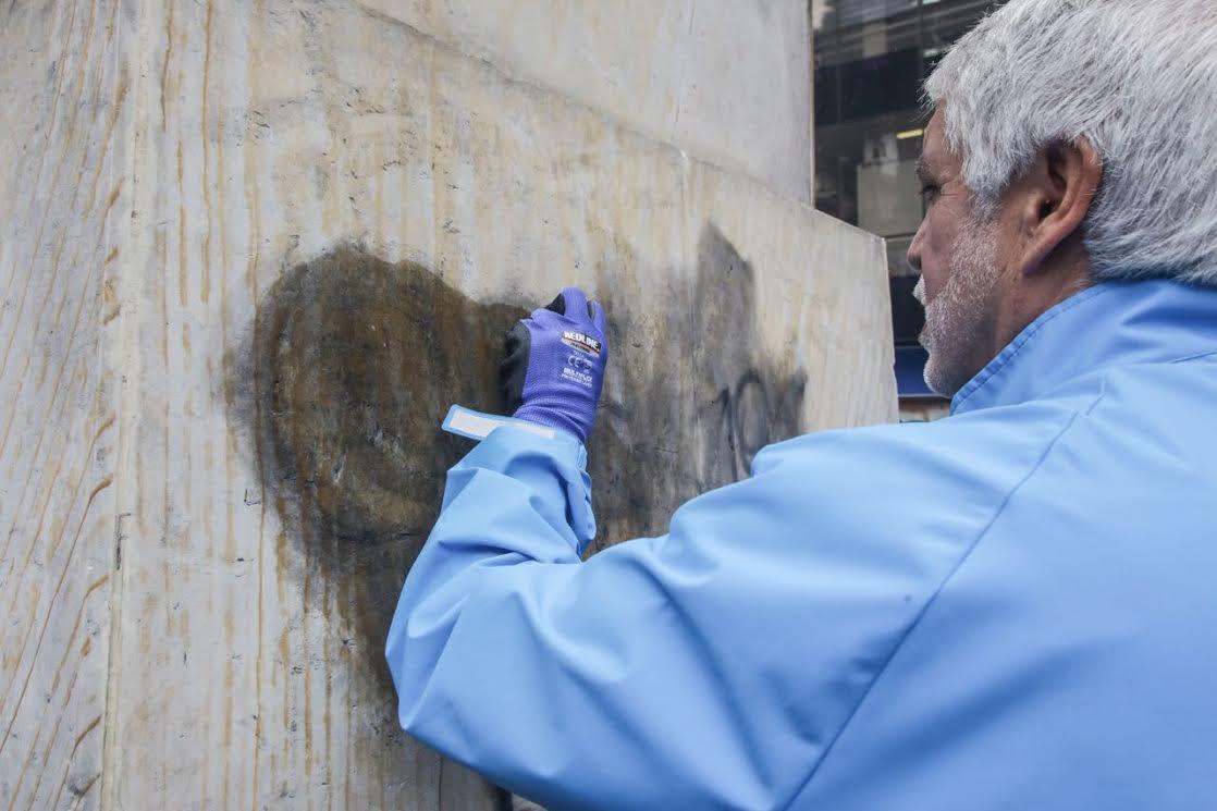 Más de 10.000 ciudadanos limpiaron y recuperaron el espacio público de Bogotá6