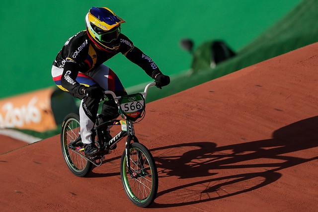 Mariana Pajón saldrá a ratificar este viernes que es la reina mundial en la prueba del BMX