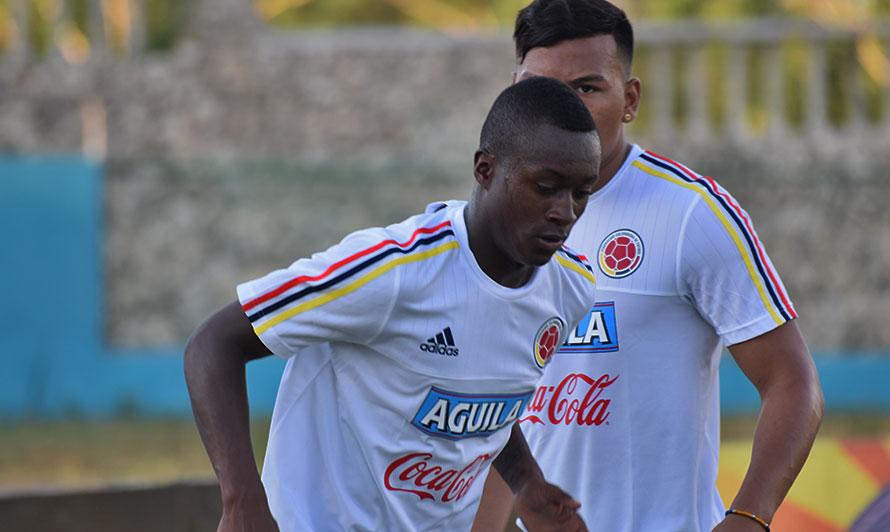 Marlos Moreno y Roger Martínez