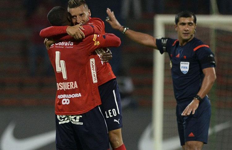 Medellín derrotó 3-0 a Luqueño