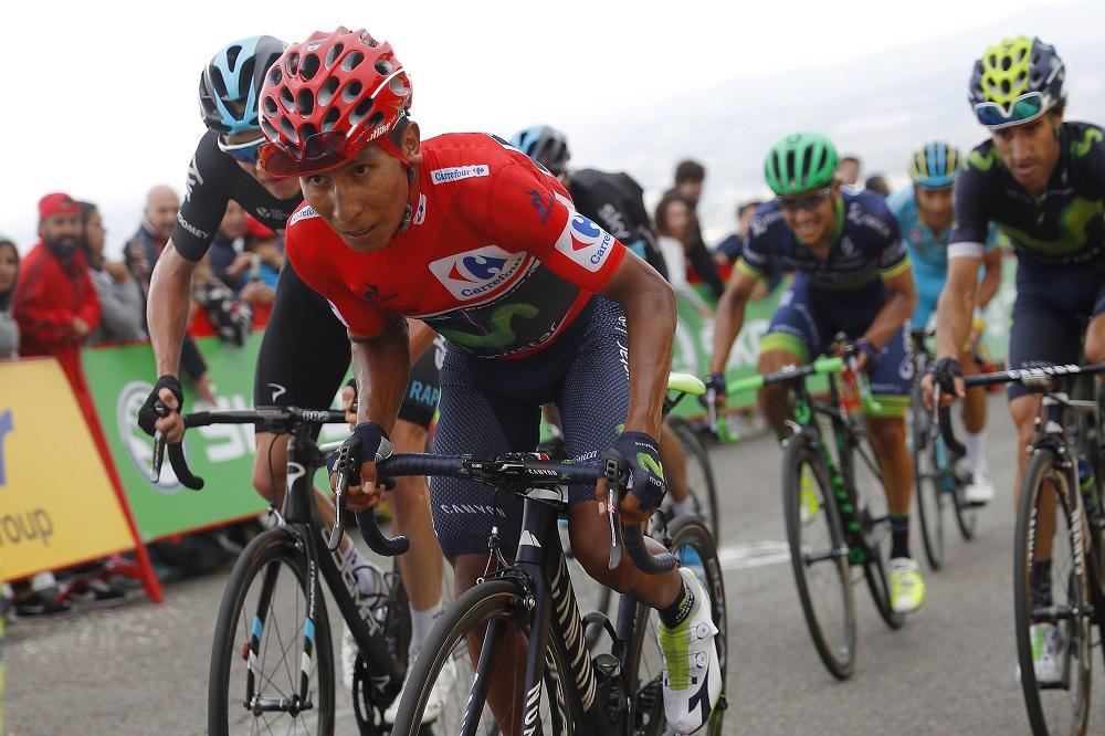 Vuelta a España 2016. 3ª Etapa Marin-Mirador de Ezaro (176,5 k