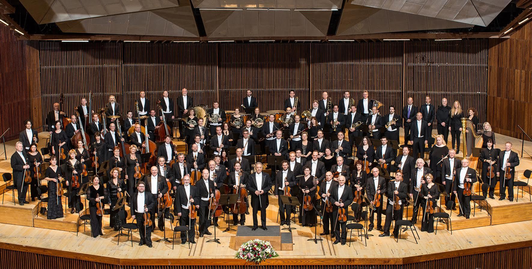 Orquesta Filarmónica de Israel