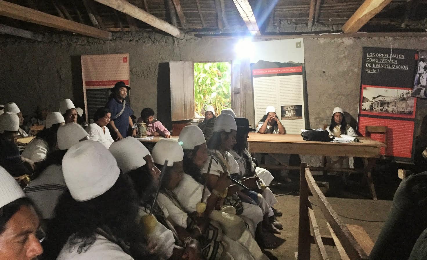 Pueblo Arhuaco podrá hacer uso ancestral del cerro Inarwa