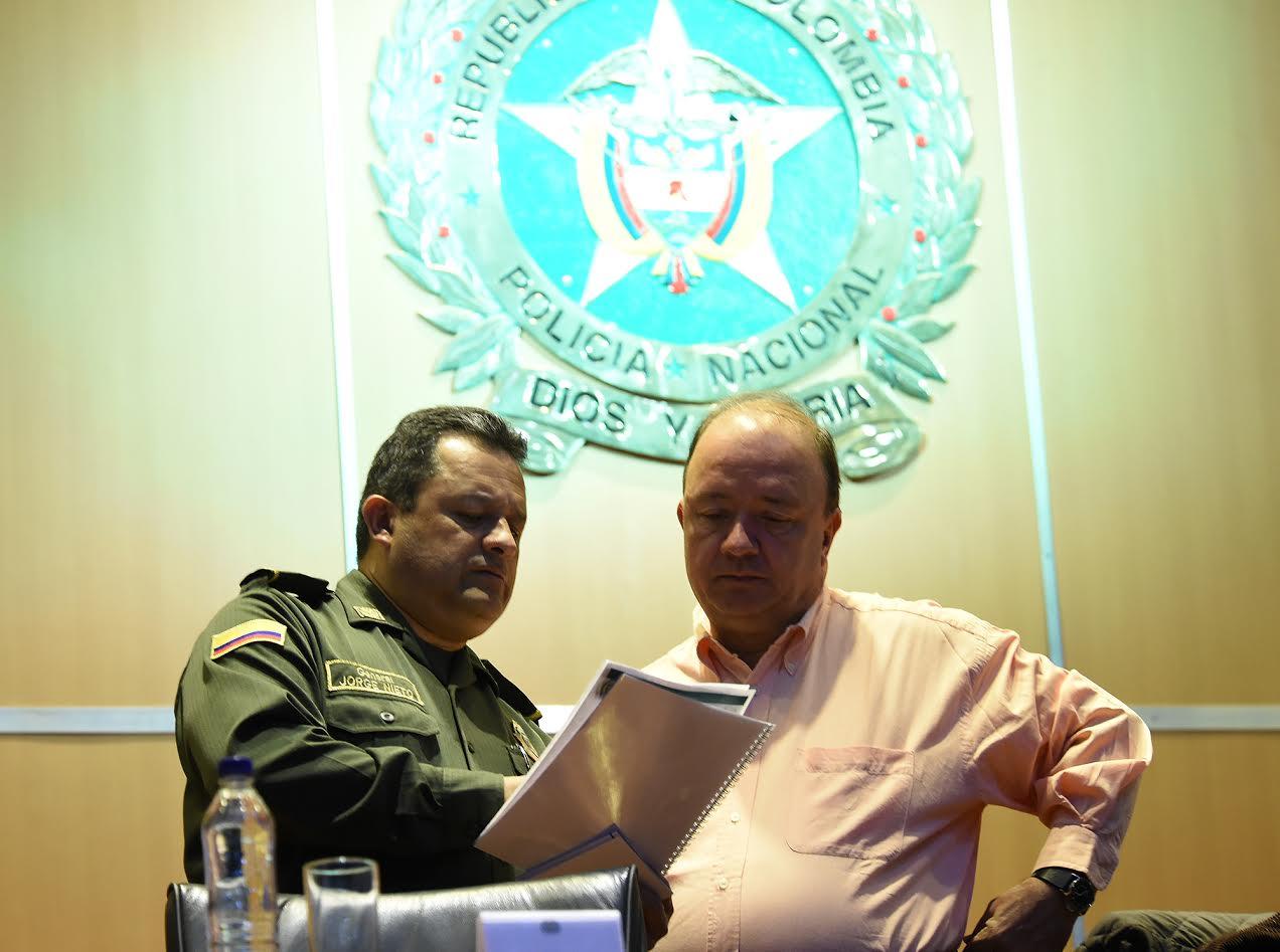 Reunión de comandantes para fortalecer la estrategia de seguridad en el posconflicto4