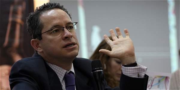 Ricardo Gómez es el nuevo gobernador encargado de Caldas
