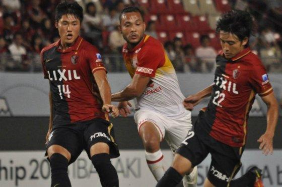 Santa Fe venció 1-0 a Kashima Antlers