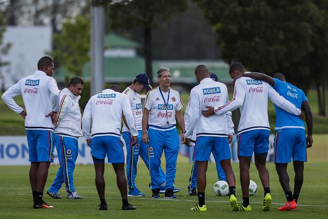 Suecia mide el pulso de la Selección Colombia masculina de fútbol
