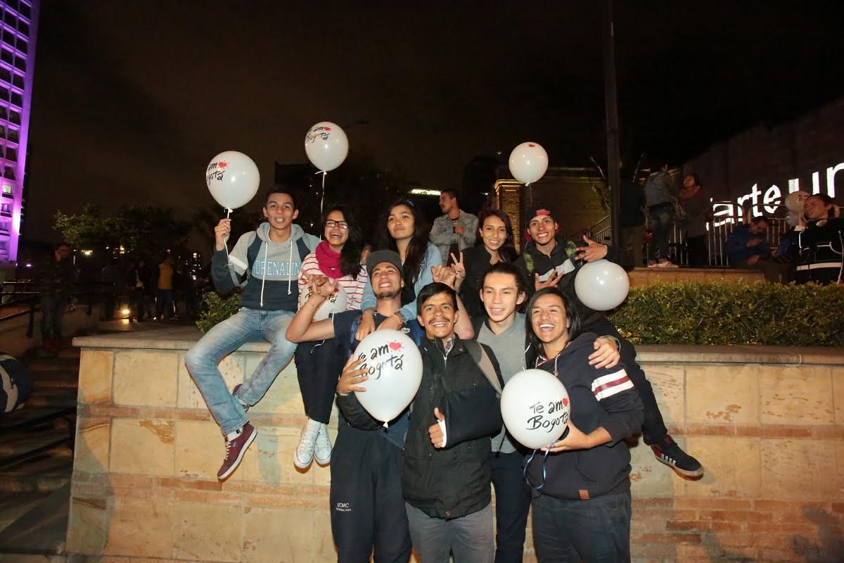 'Te amo Bogotá la campaña que se viralizó por el cumpleaños de la ciudad5