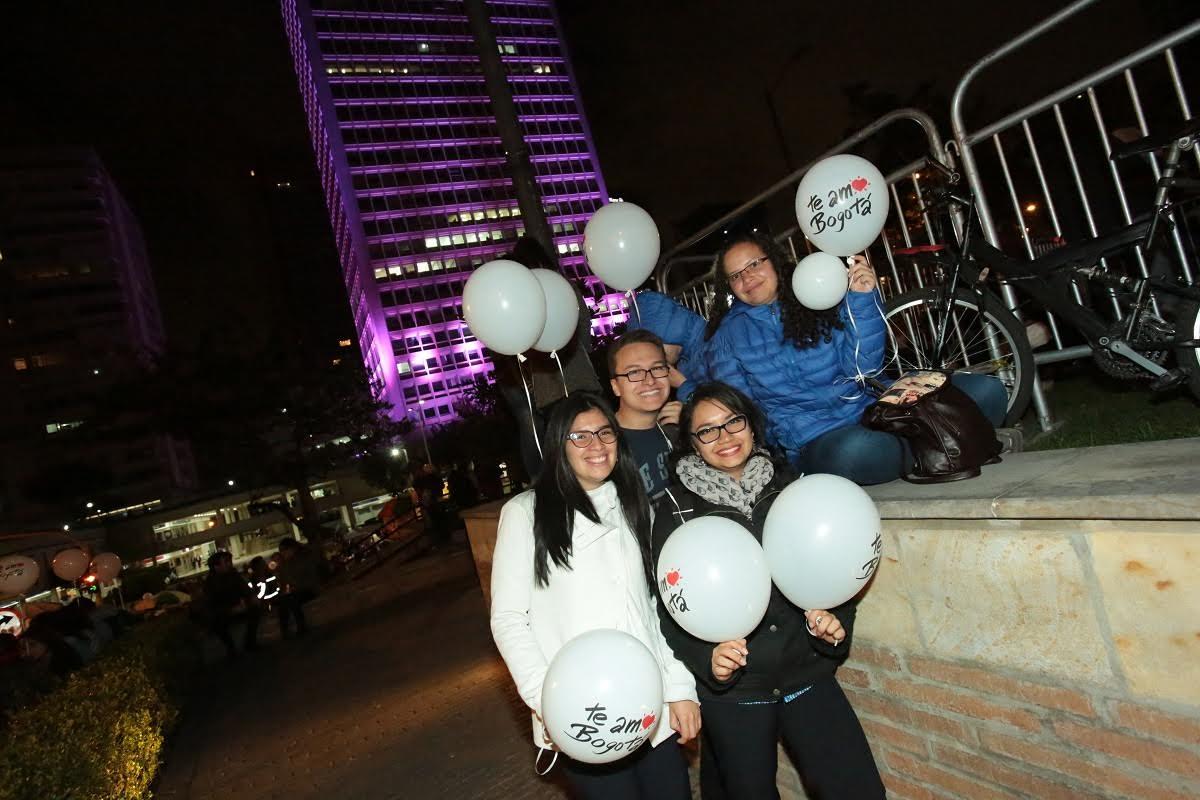 'Te amo Bogotá la campaña que se viralizó por el cumpleaños de la ciudad7