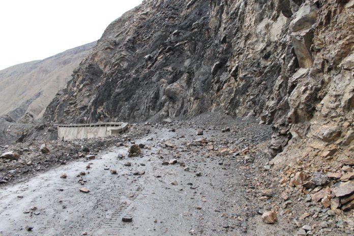 Terremoto en Peru