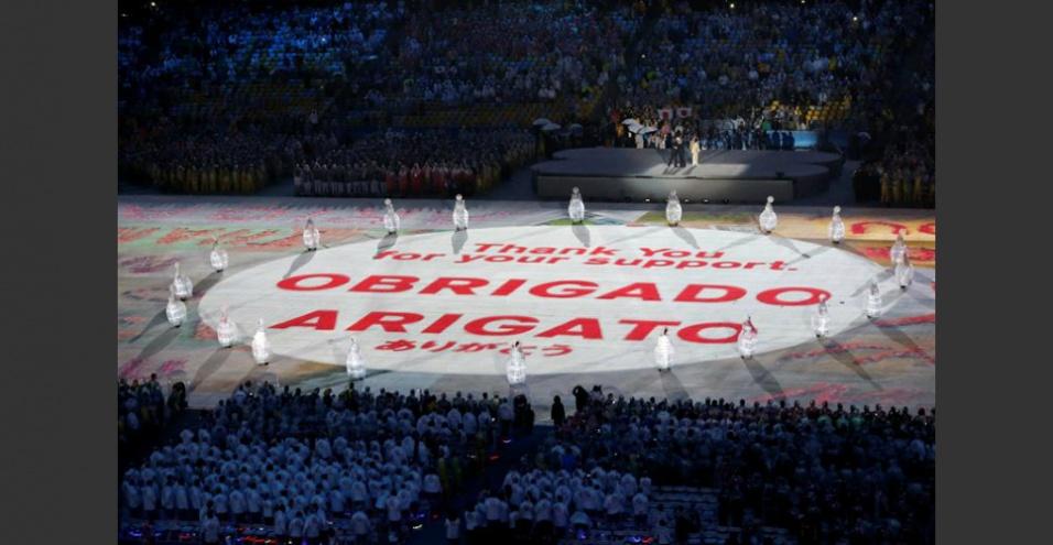 Tokio 2020 que deslumbraron en la clausura de Río