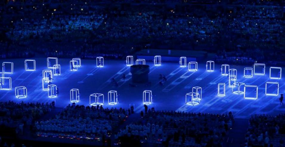 Tokio 2020 que deslumbraron en la clausura de Río2