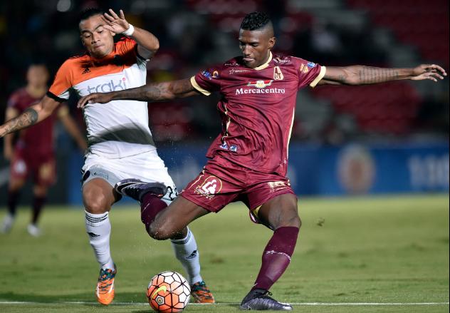 Tolima-LaGuaira-CopaSudamericana
