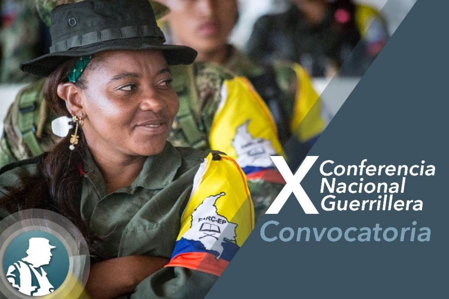 X Conferencia Nacional Guerrillera