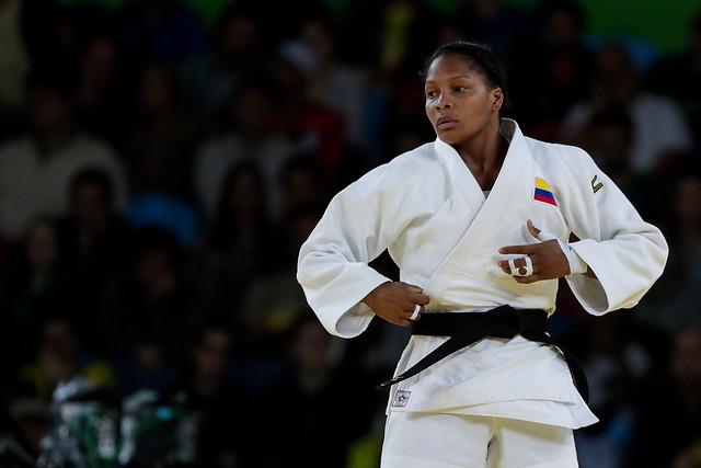 Yuri batalló por el oro y, finalmente se quedó con la plata, para alcanzar su segunda medalla olímpica en su carrera en el judo.
