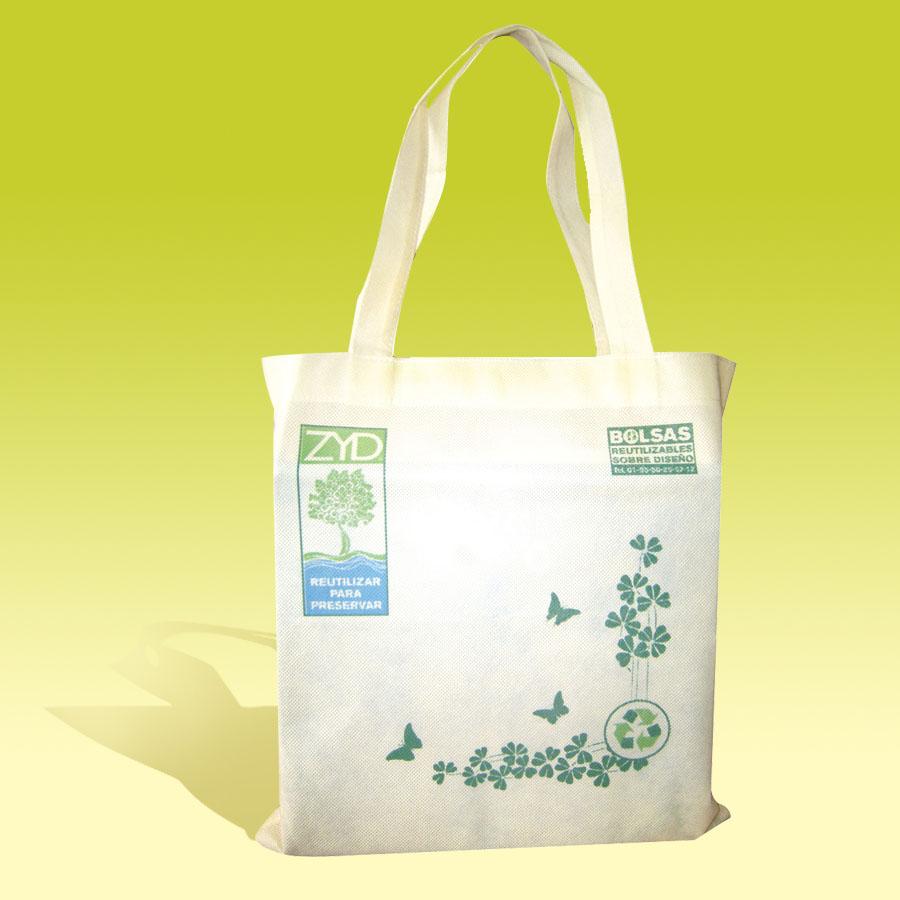 bolsas no biodegradables