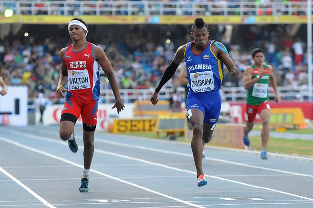 Atletismo colombiano se reúne en Bogotá