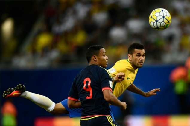 Brasil-Colombia en Manaos00