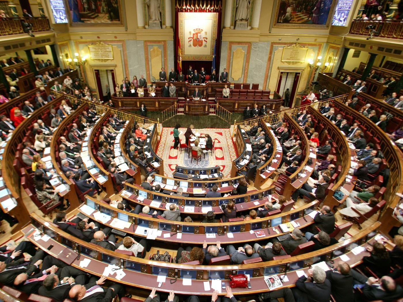 Congreso de Diputados de España