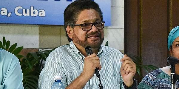 En un video, 'Iván Márquez', miembro del secretariado, admitió que esa práctica causó graves daños.