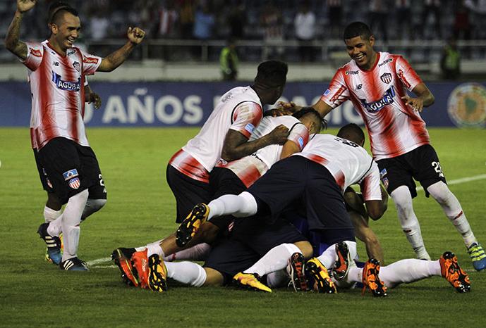 junior-clasifico-a-cuartos-de-final-de-la-copa-sudamericana