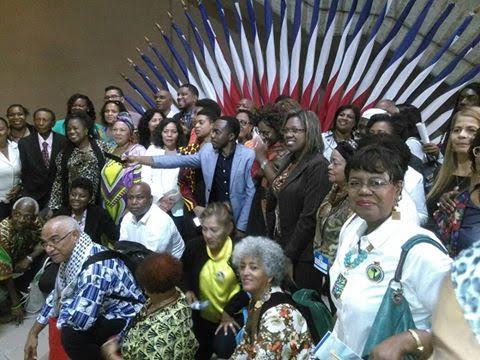 Los Afrocolombianos tuvieron su representación en Costa Rica
