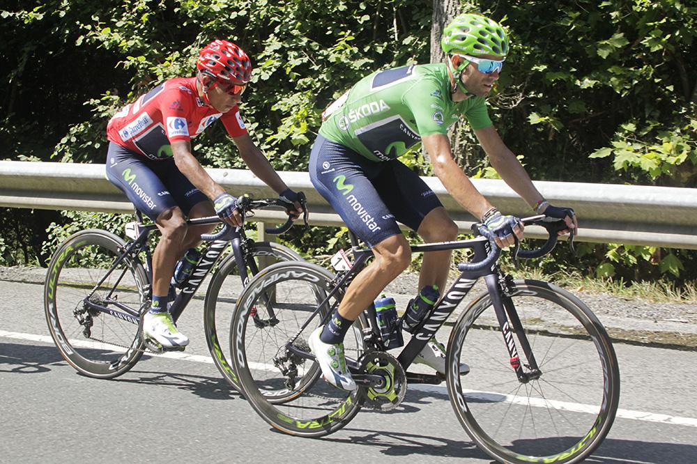 Ciclismo / Cicling: La Vuelta 2016. Etapa 12. Los Corrales de Buelna - Bilbao 01-09-2016 FOTO/PHOTO: J. A. MIGUELEZ/UNIPUBLIC.