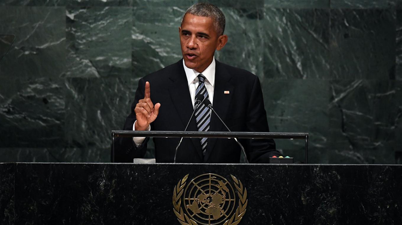 Obama, en su último discurso ante la ONU