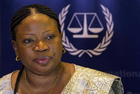 Fiscal de la Corte Penal Internacional, Fatou Bensouda -