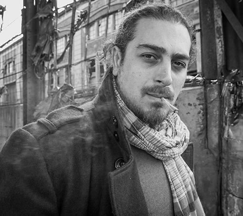Pablo Piovano, fotoperiodista argentino, autor de 'El costo humano de los agrotóxicos'. Foto: Premio Gabo