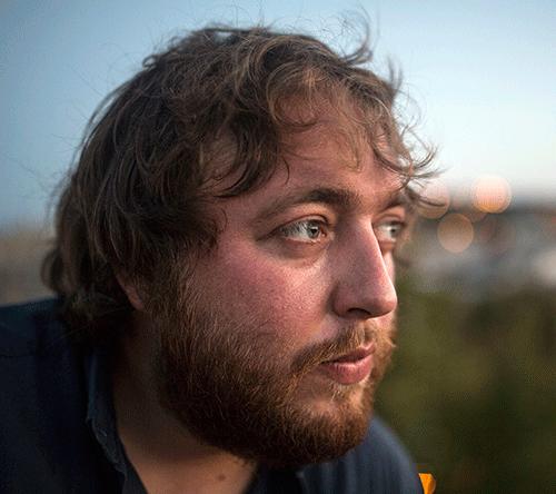 El fotoperiodista español Santi Palacios, autor de la serie 'Refugiados en Grecia'. Foto: Premio Gabo