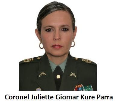 coronel-juliette-giomar-kure