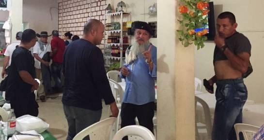 """El hijo del """"mono jojoy"""", alias Chepe, conversa con uno de los mandos de las Farc en Norte de Santander /Caracol Radio"""