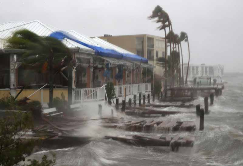 Florida Prepares As Hurricane Matthew Barrels Towards Atlantic Coast