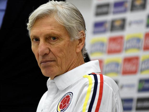 El entrenador argentino habló sobre las bajas que sufrió la Selección Colombia para enfrentar la próxima fecha de eliminatorias.