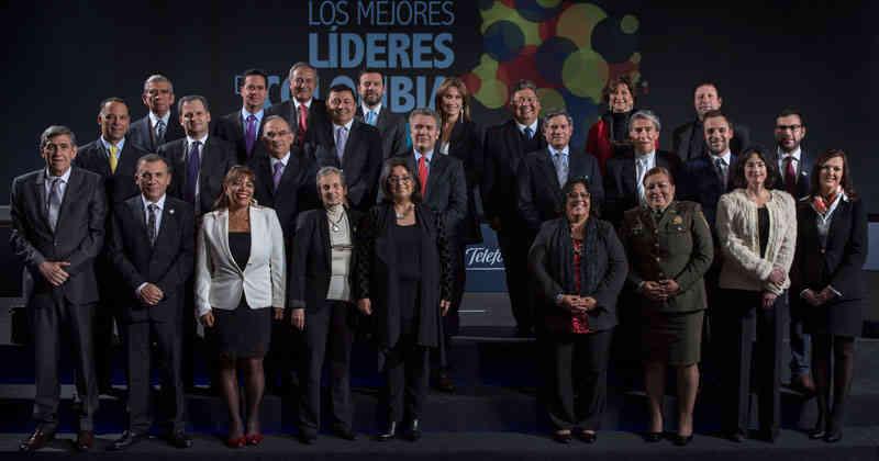 El equipo negociador de paz, el mejor líder de Colombia 2016 Foto: Juan Carlos Sierra / SEMANA