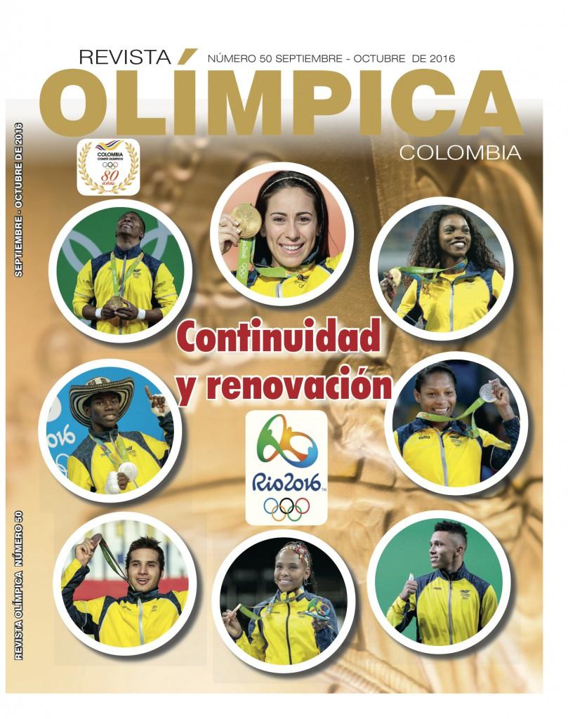 edicion-50-de-la-revista-olimpica-sobre-rio-2016