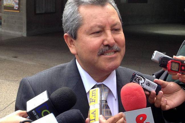 General retirado, Flavio Buitrago Delgadillo