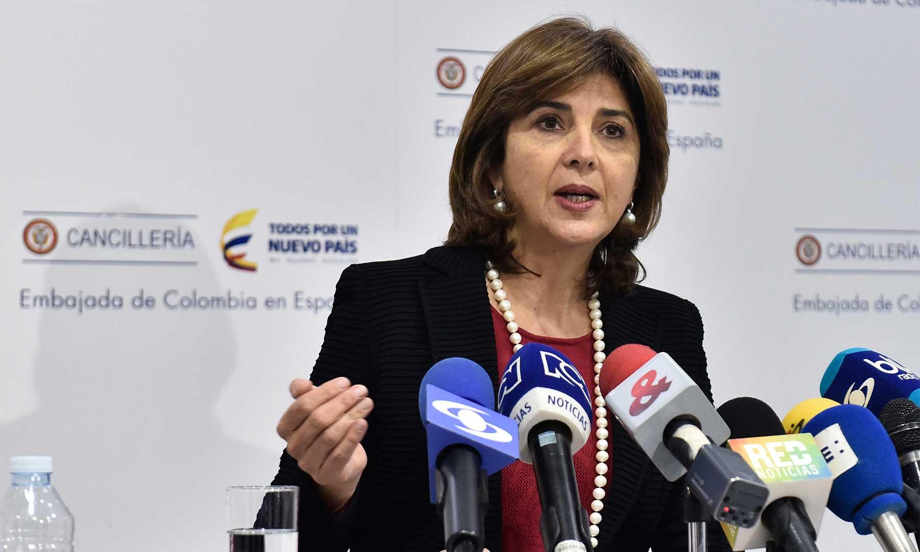 Comunicado del Ministerio de Relaciones Exteriores sobre el cierre de la frontera anunciado por Venezuela