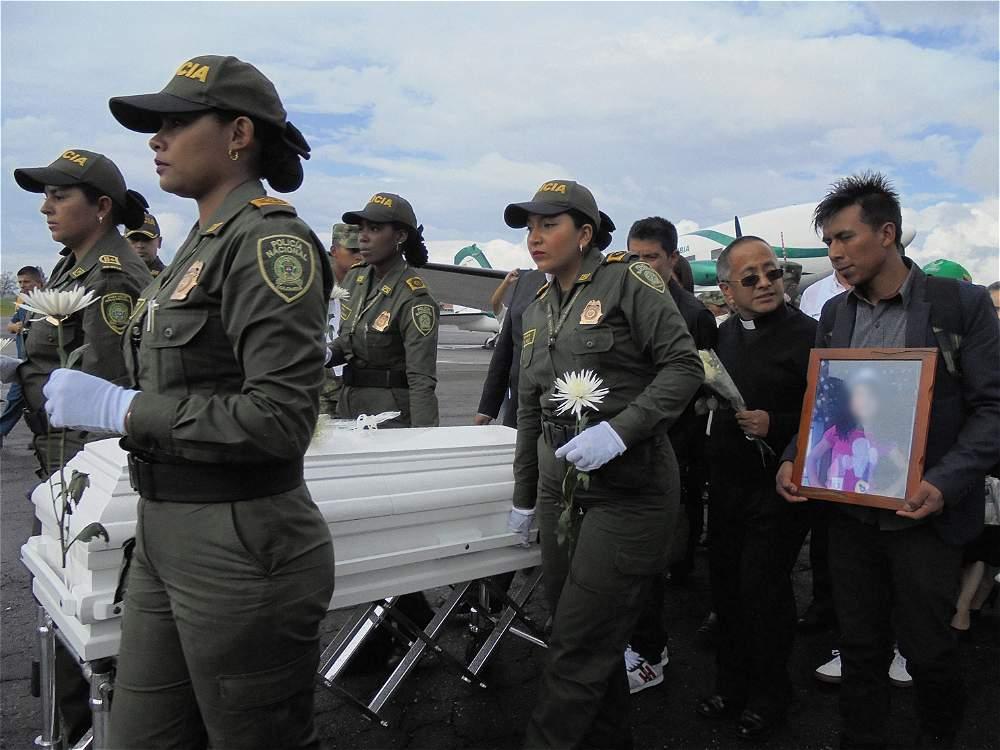 en-popayan-rindieron-tributo-a-nina-asesinada-en-bogota