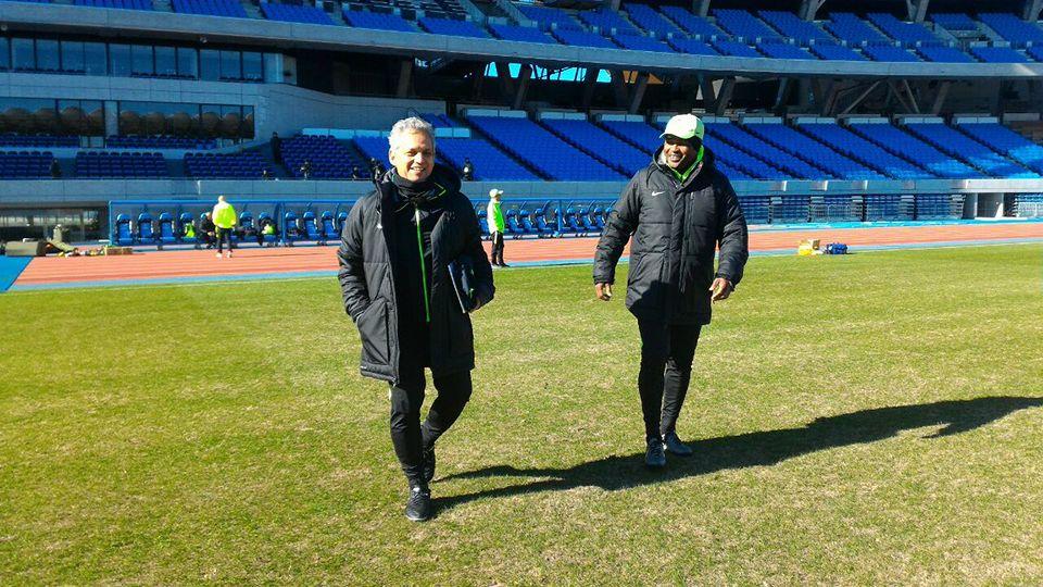 El entrenador vallecaucano confirmó su continuidad con el elenco 'verdolaga' para la próxima temporada.